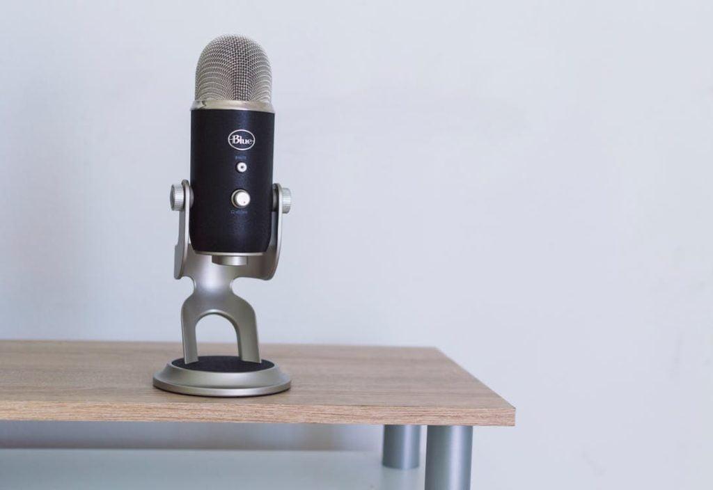 blue yeti microphone image